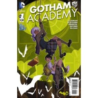 Gotham Academy Volume 1: Welcome to Gotham Academy (The New 52)