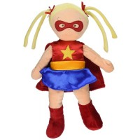 Baby Hero Plush Doll