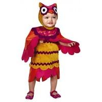 Hoot Owl Toddler Costume
