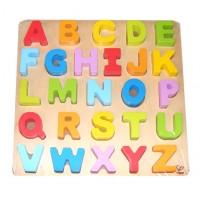 Hape Alphabet Puzzle