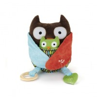 Hug and Hide Activity Toy