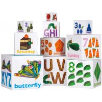 Eric Carle Stacking / Nesting Blocks
