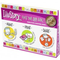 IlluStory Make Your Own Book Kit