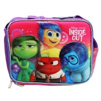 Inside Out Lunch Bag