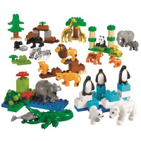 DUPLO Wild Animals Set