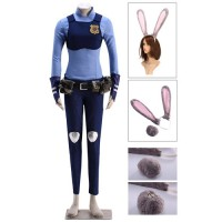 Judy Hopps Adult Costume