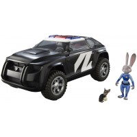 Judy Hopps' Police Cruiser