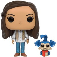 Funko POP Sara and Worm (Labyrinth)