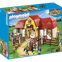 Playmobil Large Horse Farm