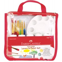 Young Artist Learn to Paint Kit