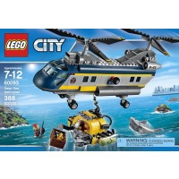 LEGO Deep Sea Explorers Helicopter