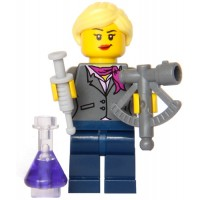 LEGO Female Scientist Minifigure