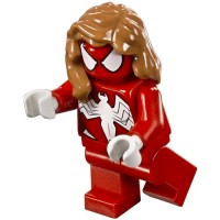 LEGO Spider Girl Minifigure