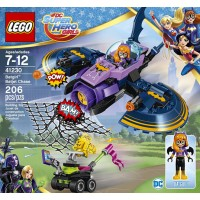 LEGO DC Super Hero Girls Batgirl Batjet Chase