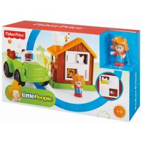Little People Farm Truck and Coop