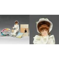 Mary Cassatt Doll & Biography