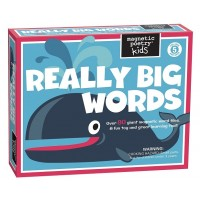 Magnetic Poetry Set - Really Big Words