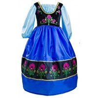Anna (Frozen) Dress