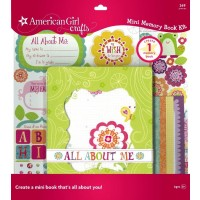 American Girl Crafts Memory Book - Friends