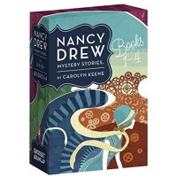 Nancy Drew Mystery Stories - Books 1 to 4