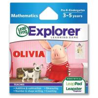 Olivia Leapfrog Game