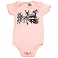Alice in Wonderland Tea Party Onesie