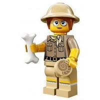 LEGO Paleontologist Minifigure