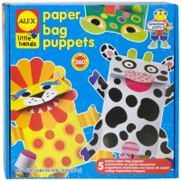 Early Learning Paper Bag Puppets