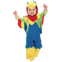 Infant/Toddler Parrot Costume