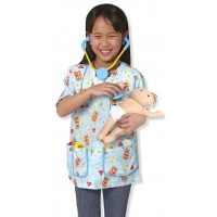 Pediatric Nurse Costume