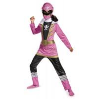 Super MegaForce Pink Ranger Costume