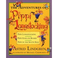The Adventures of Pippi Longstocking: The Collected Works