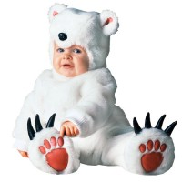 Infant Polar Bear Costume