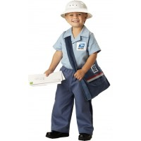 Letter Carrier Costume
