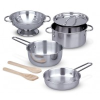 Let's Play House! Pots and Pans