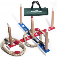 Deluxe Ring Toss / Quoits Set