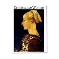 Renaissance Women Coloring Book