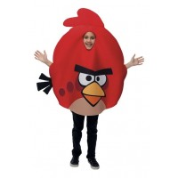 Red Angry Bird Costume