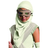 Rey Hood and Mask