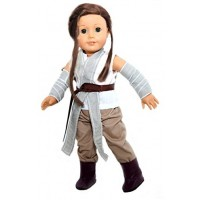 "Rey Outfit for 18"" doll"