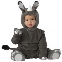 Infant/Toddler Rhinoceros Costume