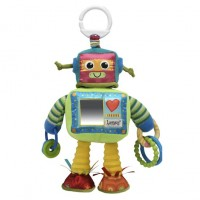 Rusty the Robot Take-Along Toy
