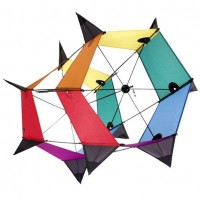 Spinning Box Kite