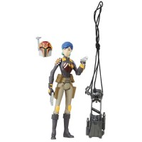 Sabine Wren Action Figure