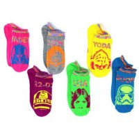 Star Wars Ankle Sock 6-Pack
