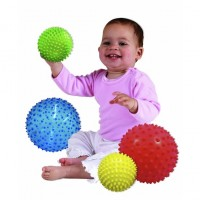 Sensory Ball 4-Pack Mega Set