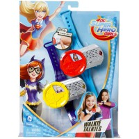 DC Super Hero Girls Wrist Walkie-Talkies