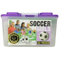 Soccer Girls Figures