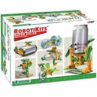 Super Solar Recycler Robot