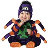 Infant/Toddler Spider Costume